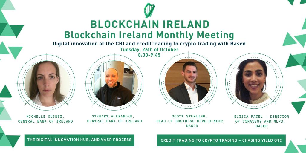 Monthly Meeting October 2021